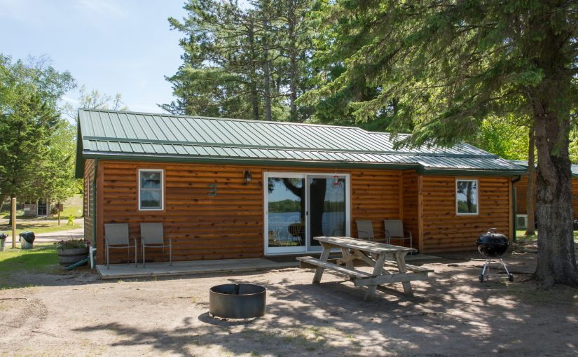 MN Resorts - Itasca State Park - Park Rapids MN - Bear Paw