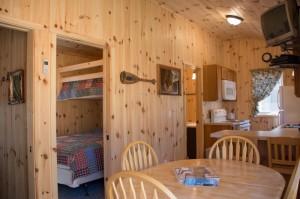 Cabin 0 Fox - entry