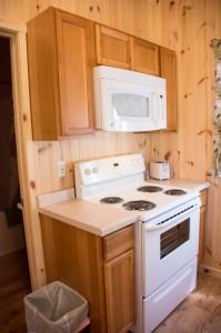 Cabin 0 Fox - galley