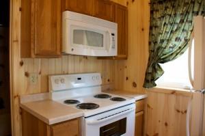 Cabin 1 Hummingbird - galley