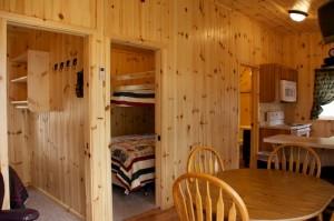 Cabin 1 Hummingbird - entry