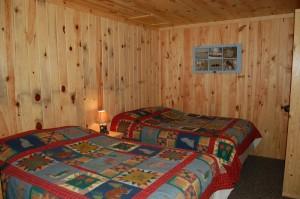 Cabin 2 Walleye - 2 full size