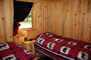 Cabin 3 Bear - 2 twins