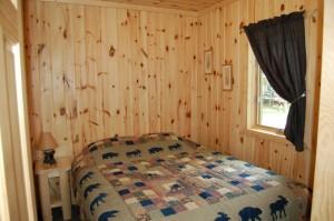 Cabin 5 Heron -  queen