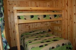 Cabin 5 Heron -  twin over full