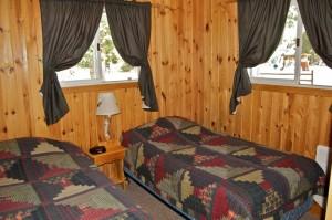 Cabin 6 Eagle - 2 twins