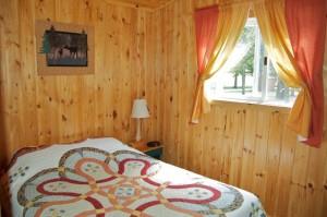 Cabin 6 Eagle - queen