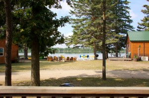 Cabin 7 Loon - lakeview