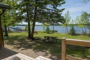 Cabin 10 Moose - lake view