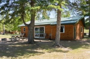 Cabin 3 Bear - front