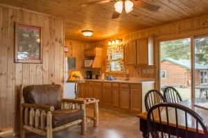 Cabin 4 Ladyslipper - living